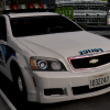 2012 Chevy Caprice PPV LCPD