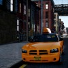 Dodge Charger NYC Taxi