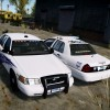 2010 Ford Crown Victoria Police Interceptor 2-Pack - Liberty City Police Deparment