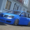 Dodge Grand Caravan w/ BBS Wheels