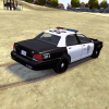 Mapped LSPD Cruiser