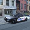 Harbor City Metro Police Vapid Cruiser