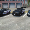 Harbor City Metro Police Vapids