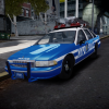 Chevrolet Caprice 1994 Police Package NYPD Highway Patrol