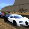 CHP on a traffic stop with a Veyron Super Sport