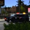 CHP Ford Police Interceptor Utility SUVs