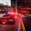 California Highway Patrol Units on Traffic Stop