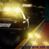 San Francisco Police Department Ford Crown Victoria Police Interceptor on traffic stop