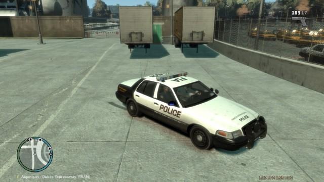 FIA Police