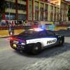 "2013 Dodge Charger Police Pursuit Package-""Liberty City Police"""