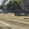 Rare Sighting Of Los Santos Motorcycle Officer