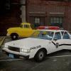 Arlington County Police 1987 Chevrolet Caprice
