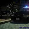2008 Ford Crown Victoria Police Interceptor - Los Angeles Police Department (Federal Signal Arjent)