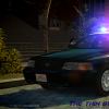 2008 Ford Crown Victoria Police Interceptor - Los Angeles Police Department (Code 3 MX7000)