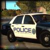 McMinnville Police K9 CVPI
