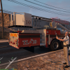 Tower Ladder spotted near Blaine County !