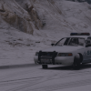 Snow in Blaine County