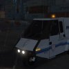 Merryweather New patrol car