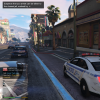 NYPD ford taurus in game