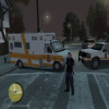 Ambulance 381 and First Responder 380