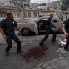 Police brutality in Los Santos