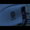 LAPD logo on the valkyrie