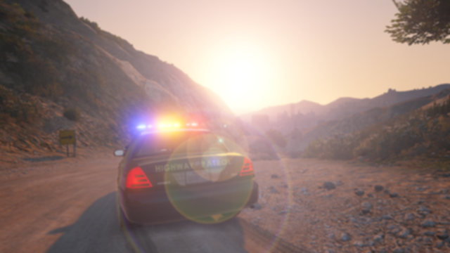 San Andreas Highway Patrol