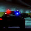 LSPD Chases Suspect into Roadblock
