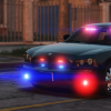 LSPD Unmarked Gang Unit Charger
