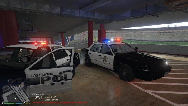 Officers Ambushed