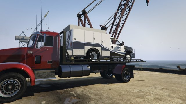 New toy for the LSPD?
