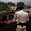 SASP Trooper on a Traffic Stop