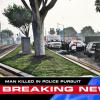 LSPD Pursuit ends deadly