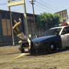 How to stop a foot pursuit