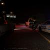 NYPD And Crashed Ferrari 458 Italia
