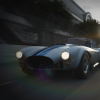 Shelby Cobra putting it down