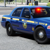 New York State Police 1T87 (old) and 3F80